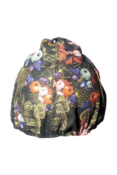 Bewitched baseball cap back